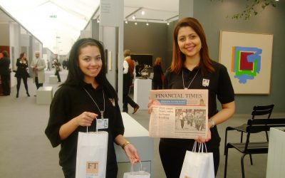 Rivett Media at Frieze London